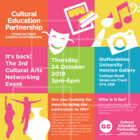 Stoke-on-Trent and North Staffordshire Cultural Education Partnership