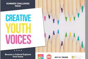 Creative Youth Voices – Summer Challenge Pack