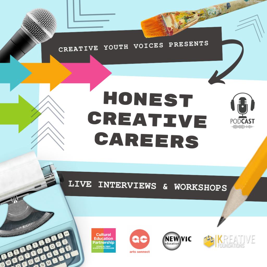 Honest Creative Careers graphic
