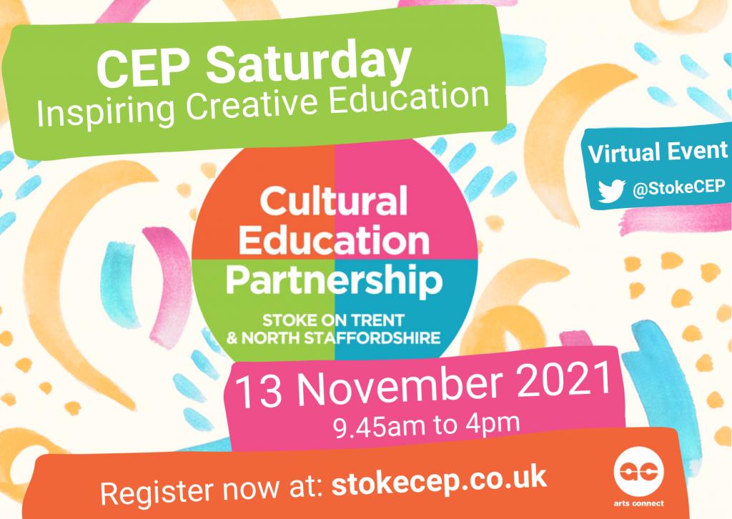 CEP Saturday - Inspiring Creative Education